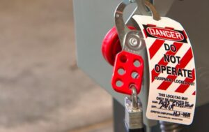 Lockout Tagout – Electrical Panel Repair Results in Electrocution