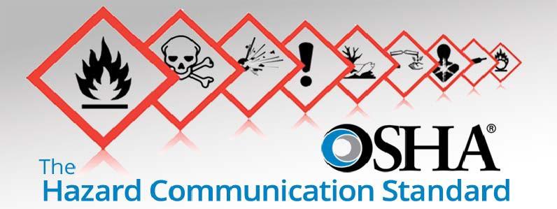 Hazard Communication Standard: OSHA's update proposal
