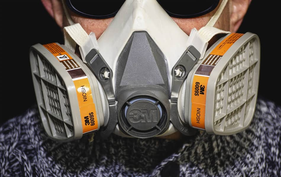 How to Properly Wear a Respirator at Work